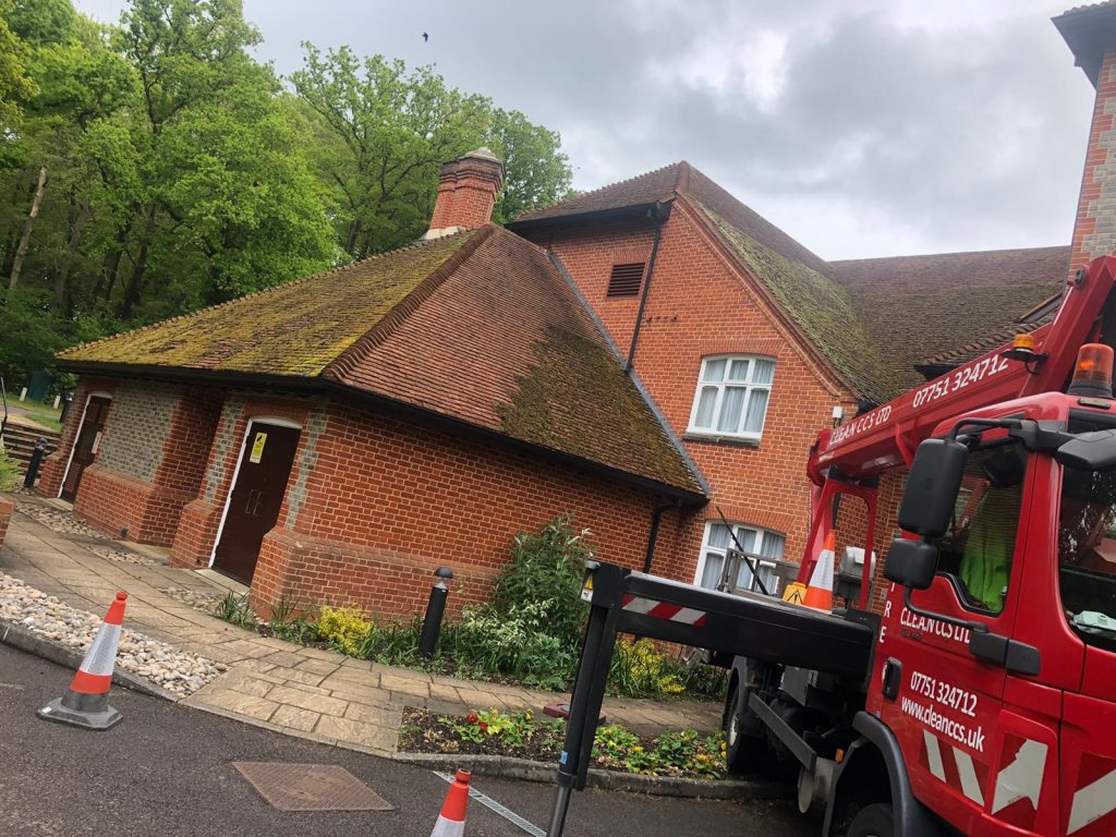 Kent Roof Care - Roof Cleaning Canterbury
