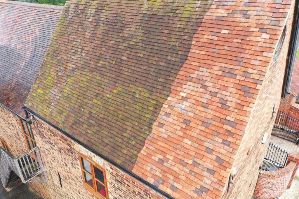 Kent Roof Care - Roof Moss Removal Canterbury