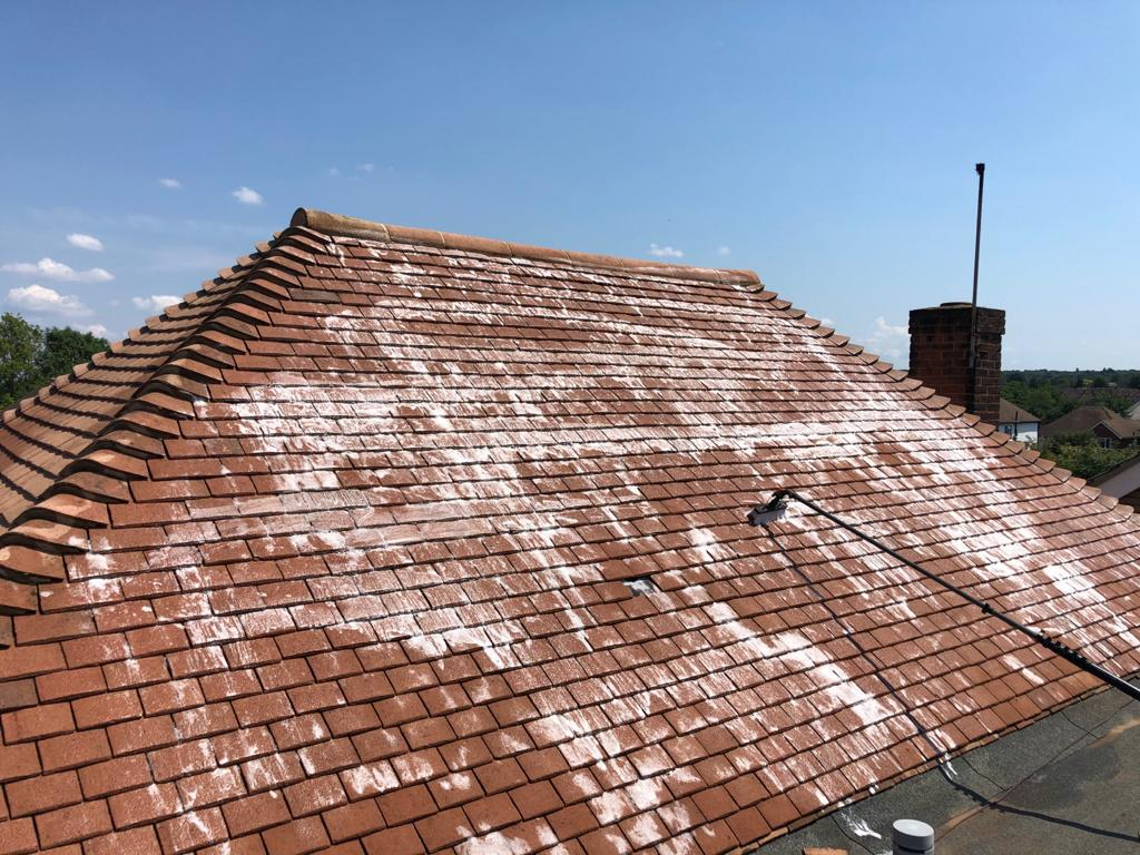 Kent Roof Care - Roof Steam Cleaning Canterbury